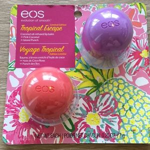Eos tropical escape pink coconut and island punch